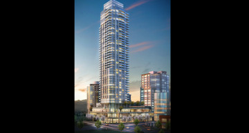 Eco-wise Element Vancouver Metrotown Opens