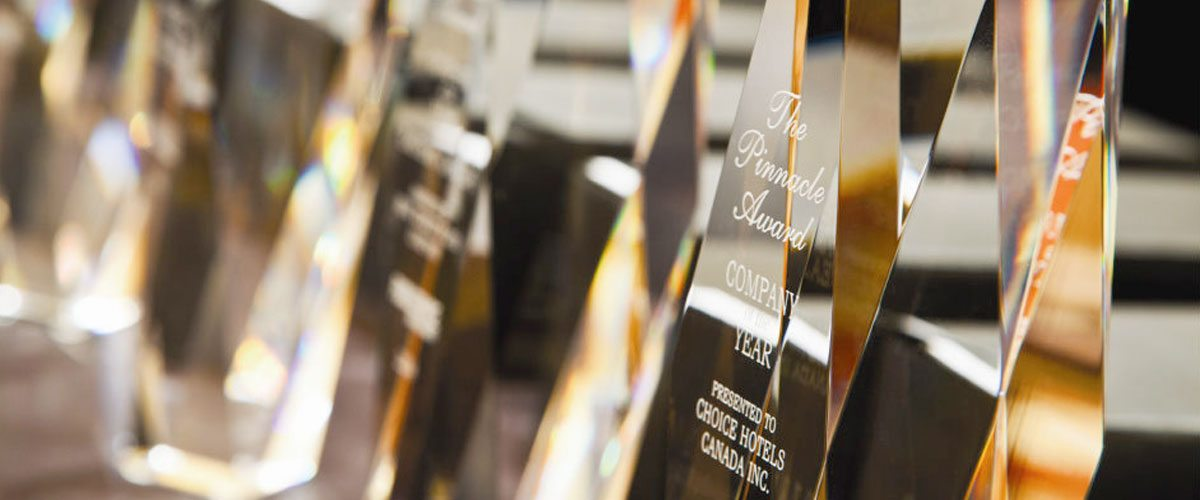 A&W and Marriott Hotels of Canada Named 2015 Pinnacle Award