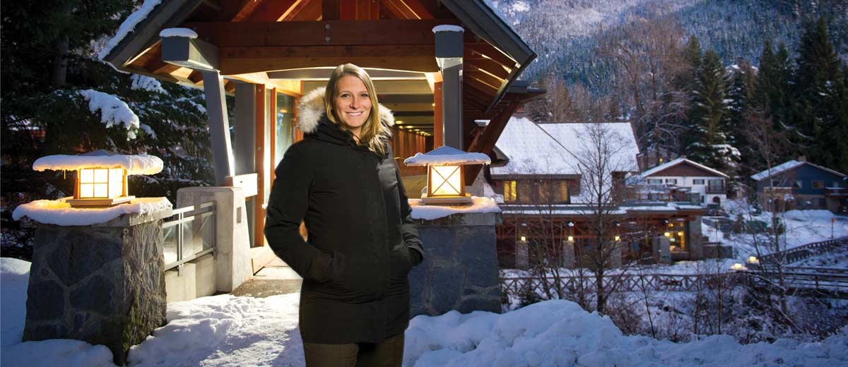 The Low Dollar is Driving Tourism to the Canadian Resort-and-Lodge Sector