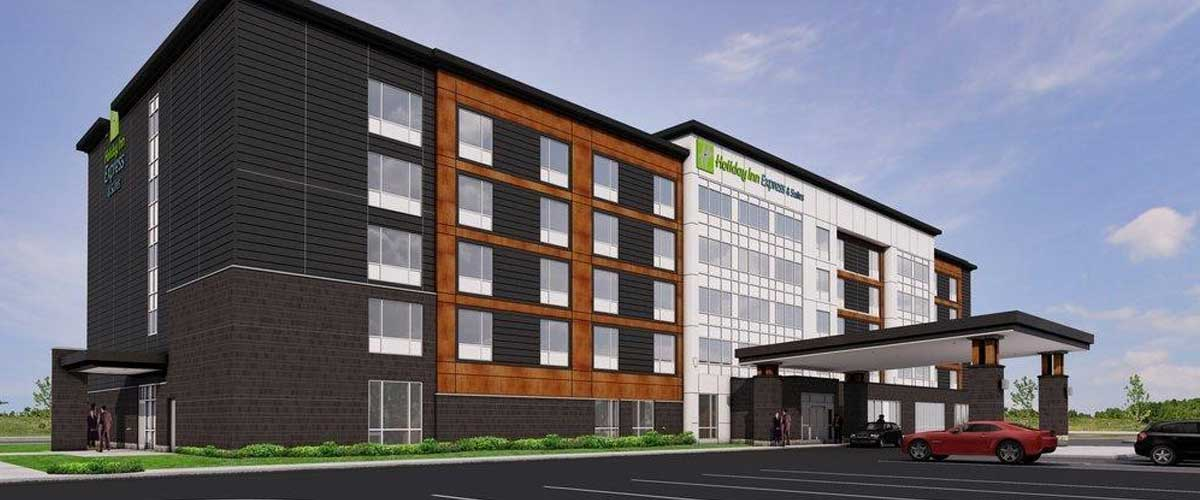 Holiday Inn Express & Suites Opens at St. John's International Airport