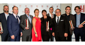Six Hotel Initiatives Honoured at Second Edition of the Hotelia Awards