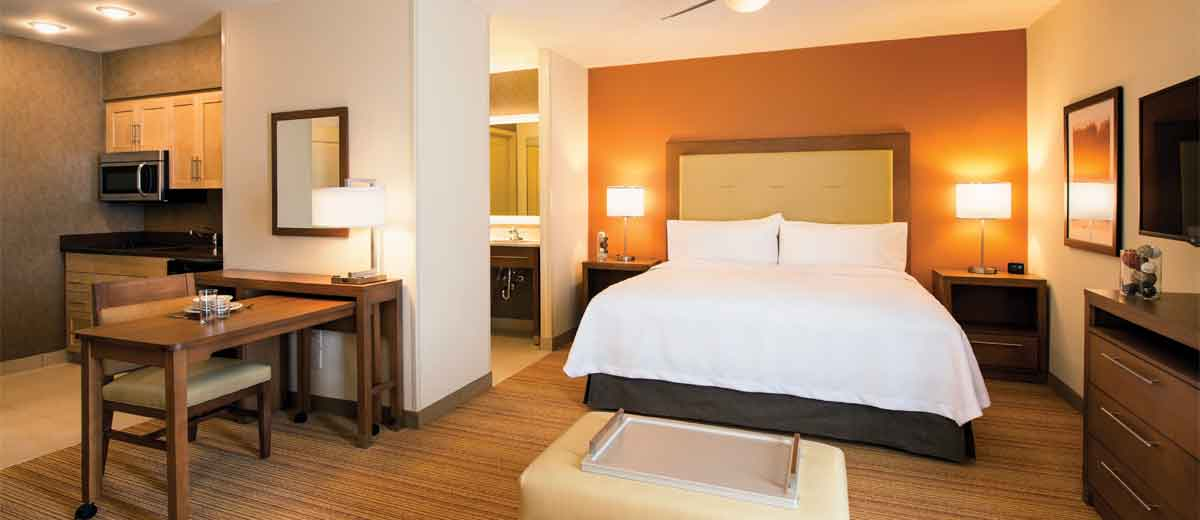 Extended-stay Hotels Offer Guests a Home Away From Home