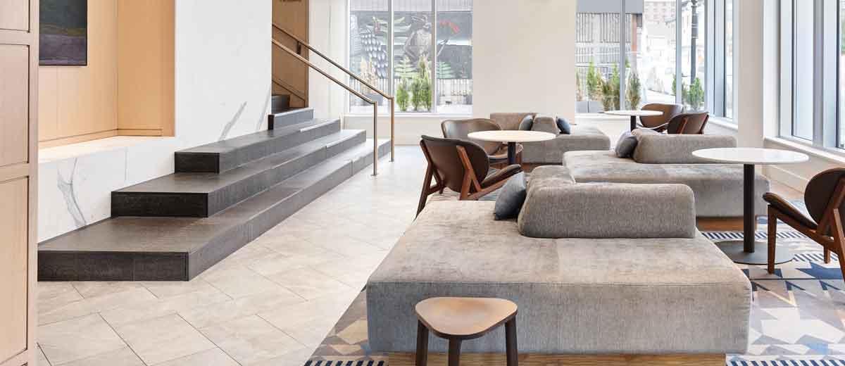 Designer showcase andaz ottawa byward market hilton for Hotel design ottawa